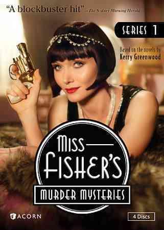 MISS FISHER'S MURDER MYSTERIES SS 1 BY MISS FISHER'S MURDER (DVD)